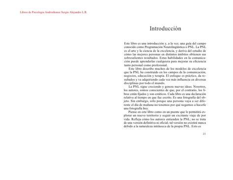 libro europa una introduccin quot introducci 243 n a la pnl quot by joseph o connor