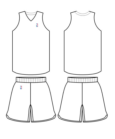 blank basketball template blank football jersey coloring page az coloring pages