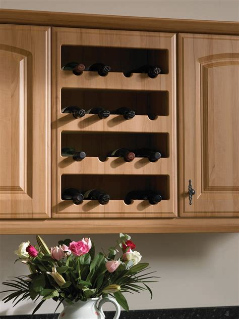 kitchen wine rack cabinet 1000 ideas about wine rack cabinet on wine