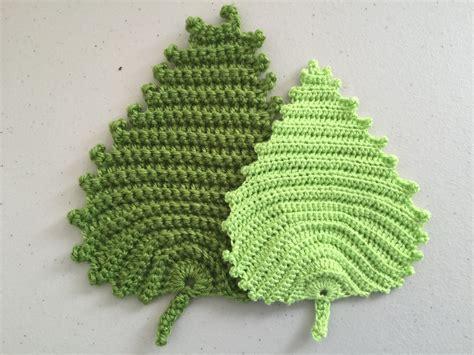 crochet pattern large leaf crochet pattern irish crochet leaf pattern youtube