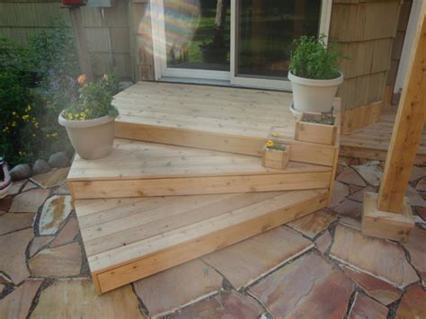 Patio Steps Design Patio Steps Pictures And Ideas