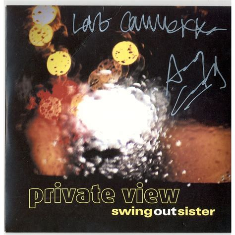 swing out sister episode 2 swing out sister private view cd for sale on cdandlp com