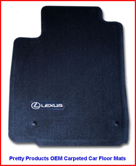 Pretty Car Floor Mats pretty car mats made by pretty products for your new honda