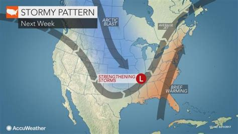 us weather map next week millions to impacts next week snow wind