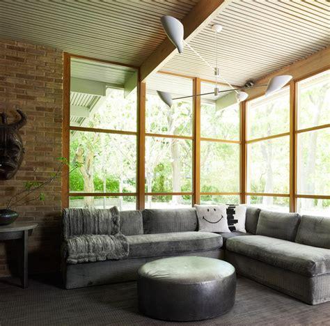 bauhaus living room o neil ford interiors midcentury living room dallas by bauhaus custom homes