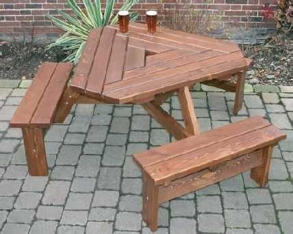 picnic tables for sale home deluxe bermuda 6 seat bench table i want a beer garden