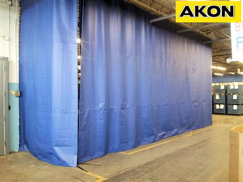 industrial plastic curtains industrial divider curtains akon curtain and dividers
