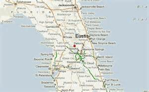 where is eustis florida on a map gu 237 a urbano de eustis