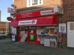 Acton Post Office Hours by Post Office Ltd 5 Noel Road Post Office