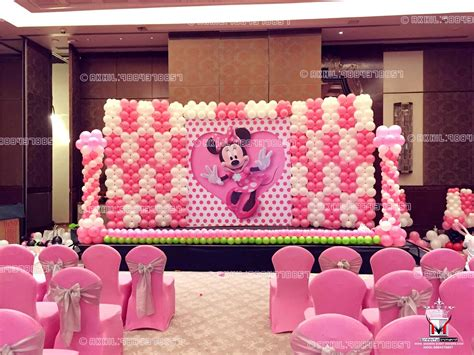 birthday decorations at home photos event management company balloon decoration modern