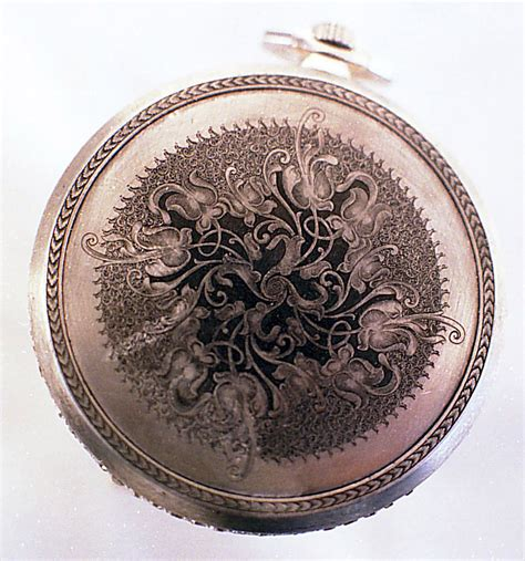 engraved pocket antique pocket watches