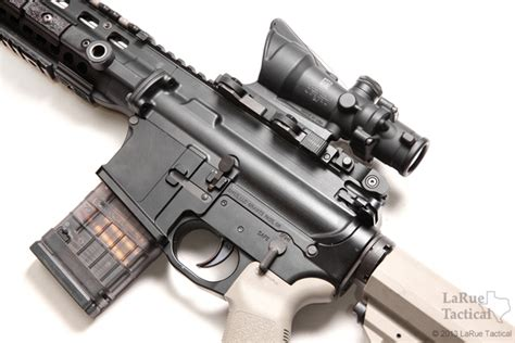 larue tactical acog mount qd lt100 larue tactical trijicon acog ta31h g 4x32 scope w horseshoe dot