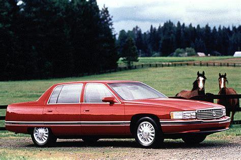 how it works cars 1999 cadillac deville parental controls 1994 99 cadillac deville concours consumer guide auto