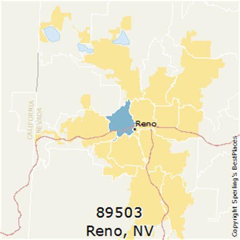 zip code map reno best places to live in reno zip 89503 nevada