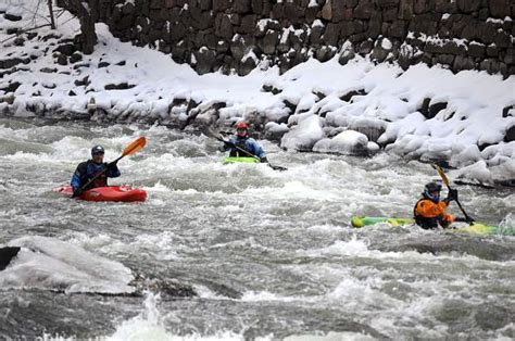 river of a 1 000 mile winter canoe journey for autism awareness books colorado escapist winter kayaking in the cold and snowy