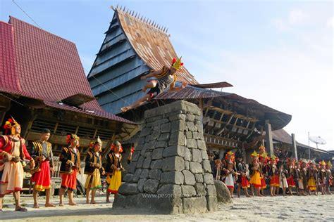 Paket Wisata Tari Perang Bawomataluo Nias Pesona Indonesia