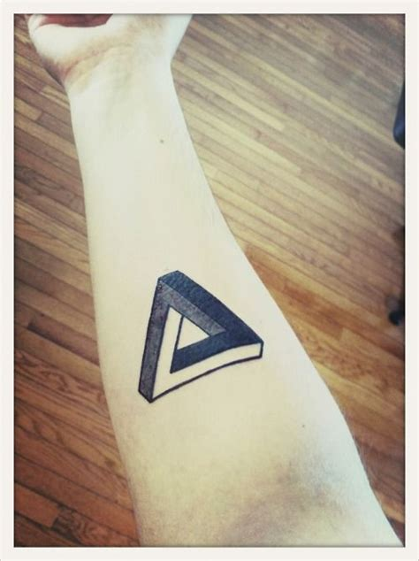 tattoo meaning triangle 110 best triangle tattoos images on pinterest triangle