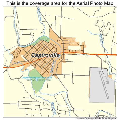 map of castroville texas aerial photography map of castroville tx texas