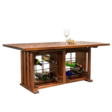 wine rack coffee table coffee table with wine rack napa east wine country accents
