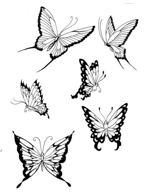 butterfly tattoo lines butterflies lines 3 by koshii on deviantart