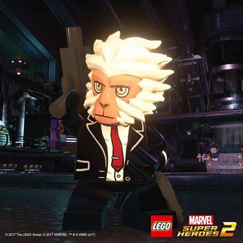 More LEGO Marvel Super Heroes 2 Playable Characters