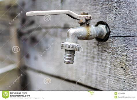 faucet no water danger stock photo image 67524784