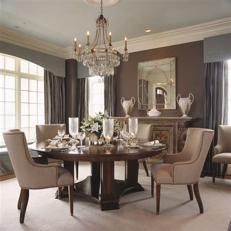 traditional dining room table dining room