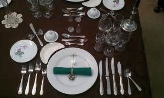 Cutlery Arrangement On Dining Table File Formal Place Setting Jpg Wikimedia Commons