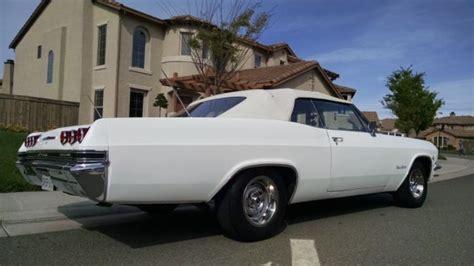 1965 impala ss convertible classic chevrolet impala 1965