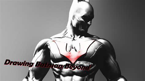 batman epic wallpaper drawing batman beyond youtube