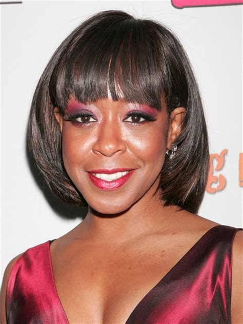 tichina arnold hairstyles more pics of tichina arnold cut with bangs 2 of 5