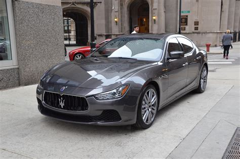 2014 Maserati Ghibli Sq4 by 2014 Maserati Ghibli Sq4 S Q4 New Bentley New