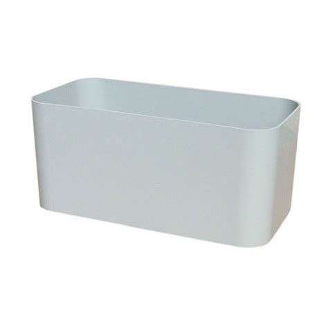 Table Top Planters by Potluck Color Molded Rectangle Table Top Planter