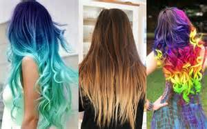 with hair different colour to pubic hair 25 ways to use ombre hair color haircolortrends