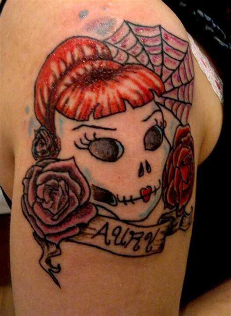Tattoo Old School Skull   old school skull tattoo by vempiretattoo on deviantart