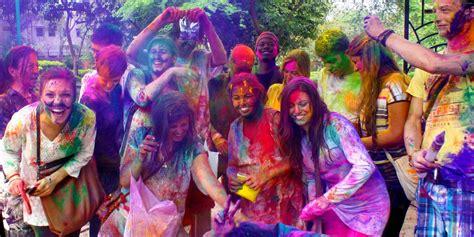 festival of colors india holi 2019 guide to the holi celebration in india