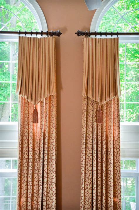 stationary drapery panels 17 best images about draperies and valances on pinterest