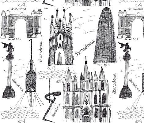 doodle barcelona 252 best barcelona illustrated images on