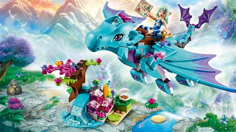 elves in a coloring and puzzle solving adventure for all ages books part 2 save the dragons explore elves lego