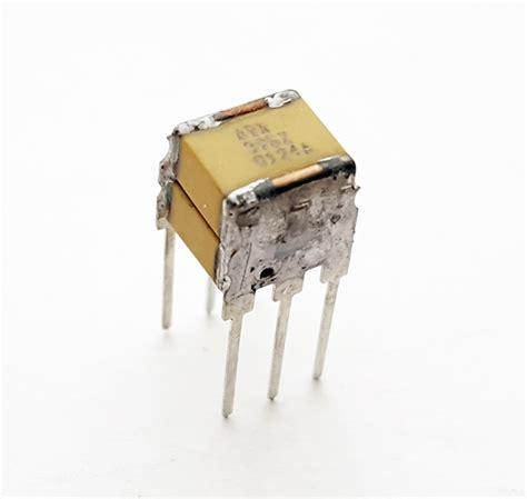 avx stacked capacitors capacitors