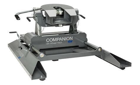 fifth wheel hitch b w gooseneck companion slider 5th wheel hitch free shipping