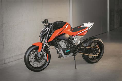duke the ktm 790 duke prototype debuts with parallel engine