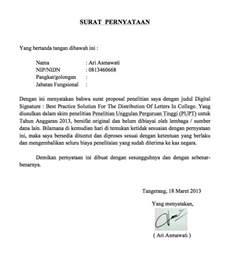 surat pernyataan depkes kementerian kesehatan