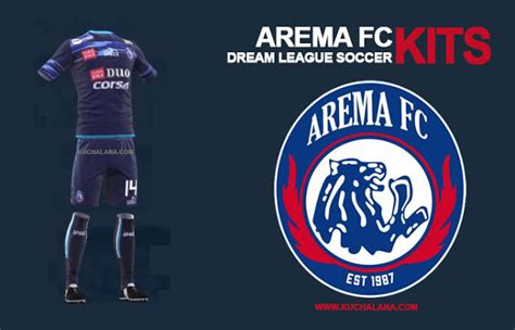 arema fc kits  dream league soccer  kuchalana