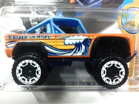 Hotwheels Custom Ford Bronco Oranye 2016 wheels custom ford bronco o end 2 14 2018 8 15 am
