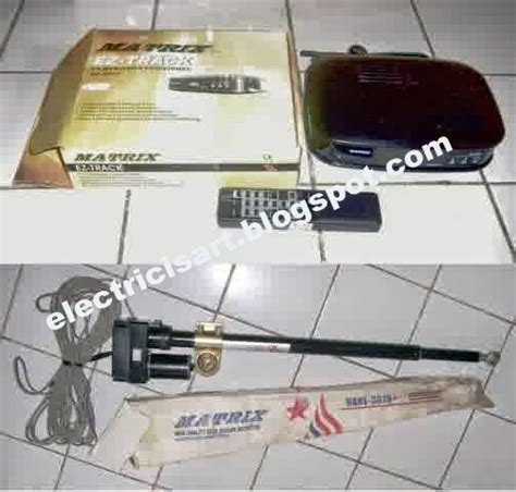 pasang tv satelit parabola electric bogipower