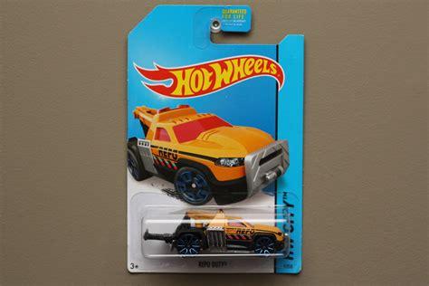 Tm Hotwheels Repo Duty wheels 2014 hw city repo duty yellow see condition