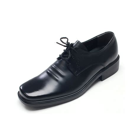 mens square toe dress boots mens square toe wrinkles cow leather dress shoes