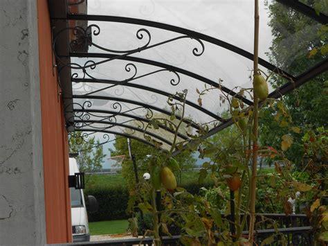 coperture per tettoie trasparenti coperture in policarbonato per terrazzi