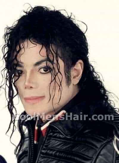 michael jacksons hairstyle 30 most famous men who let their hair grow long